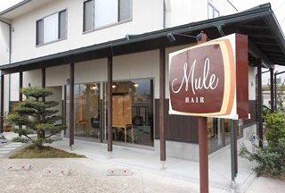 Mule HAIR[ミュールヘアー]